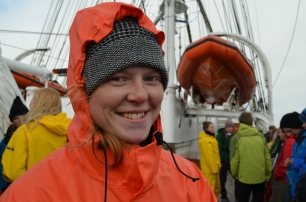Ragnhild looking good!