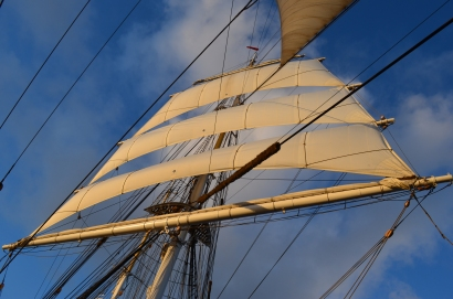 I think the sails are so beautiful