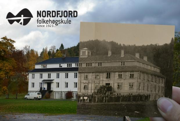 Nordfjord Folkehøgskule...Celebrating 90 years!