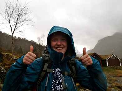 Two thumbs up, we love the rain