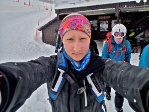 Skiing in Stranda