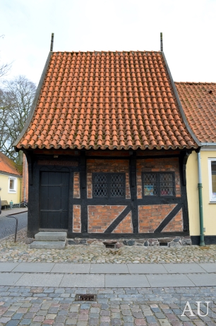 Denmark's oldest house