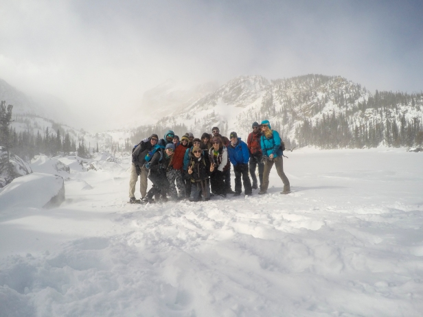 CU Hiking Club- Lake Haiyaha