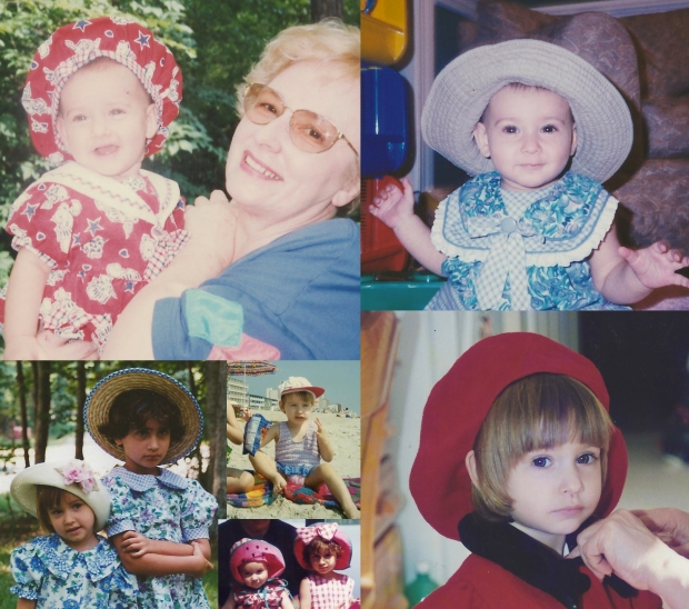 I wore a lot of hats...