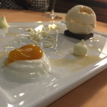 Art Nouveau Dessert