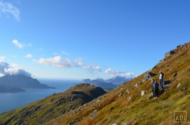 Skottinden Hike View 2