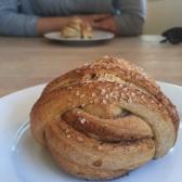 An Å cinnamon bun!