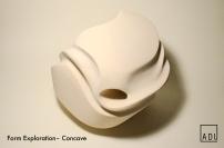 Concave Form