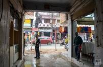 Varanasi alleyway