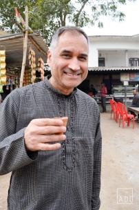 Dad's Street Chai